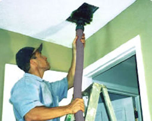 Photo Of Duct Cleaning